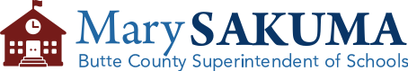 Mary Sakuma for Butte County Superintendent of Schools
